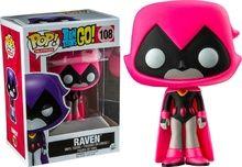Funko Pop! TV Teen Titans Go! Raven (Pink) Vinyl Figure Only at ToysRus #108