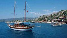 Crociera in Caicco: Antalya, Kekova & Antalya – Turchia