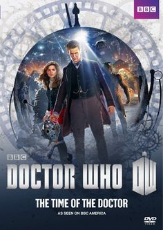 Warner Doctor Who: The Time of the Doctor