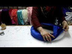 Kadife Kumaş ile Kutu Kaplama - Havluluk 1. Bölüm - YouTube