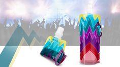 foldable water bottle..