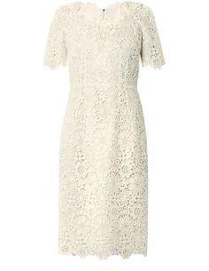 Dolce & Gabbana Macramé lace dress on shopstyle.co.uk