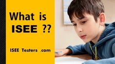 The ISEE test is a very important part of the admission process of certain independent and private schools especially in North America.