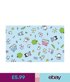 Wallpaper u0026 Accessories Dc Fix 2M Happy Friends Blue Cat Bunny Sticky Back Plastic Self Adhesive  sc 1 st  Pinterest & BUY 2 GET 1 FREE! A4 / 1mtr Roll Of Chequer Plate Sign Stick Back ...