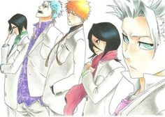 Fanart Bleach by Literi