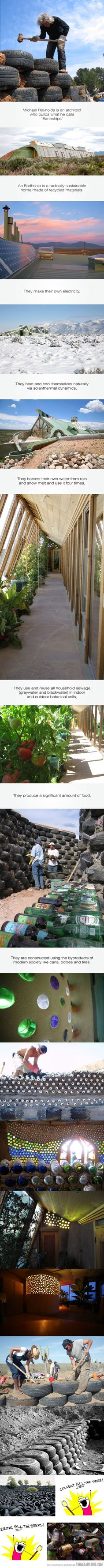 about earthships