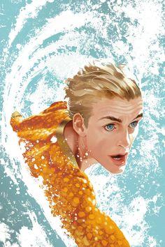 Aquaman #22 (Cover B Joshua Middleton)