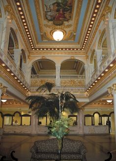 French Lick Springs Hotel in French Lick, IN