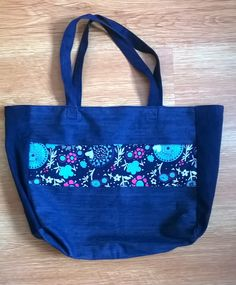 tote bag from maternity clothes