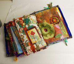 Ro Bruhn Fabric Book - Media - Cloth Paper Scissors