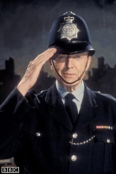 Dixon of Dock Green was a BBC television series about daily life at a London police station. The central character was a mature and sympathetic police constable, George Dixon, played by Jack Warner in all of the 432 episodes, from 1955 to 1970s Childhood, My Childhood Memories, Jack Warner, Television Program, Old Tv Shows, Vintage Tv, My Youth, Teenage Years, Classic Tv