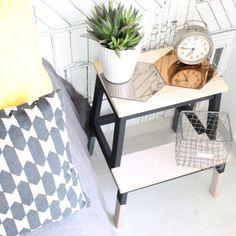 Customisation d'un marchepied IKEA