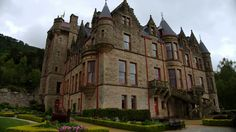 Belfast Castle is a Castle in Belfast, Northern Ireland.