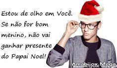 Mensagem Engraçada Facebook Natal - Neymar Jr http://amabijouxmega.blogspot.com.br/2014/10/mensagens-engracadas-facebook-natal.html