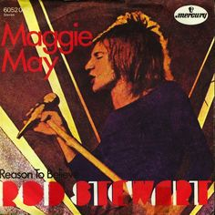 October 2, 1971 - Rod Stewart started a five week run at No.1 on the US singles chart with 'Maggie May / Reason To Believe', his first solo No.1. Stewarts album 'Every Picture Tells A Story' also started a four-week run on this day at No.1 on the UK and US chart. •• #rodstewart #thisdayinmusic #1970s