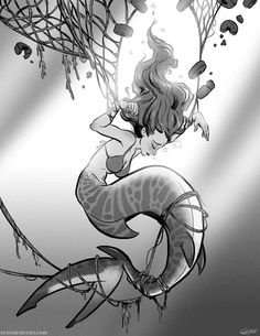 Mermaid - Genevieve tsai