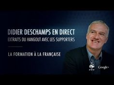 FOOTBALL -  Didier Deschamps : Il faut savoir manier le ballon, plus on a confiance plus on progresse vite. - http://lefootball.fr/didier-deschamps-il-faut-savoir-manier-le-ballon-plus-on-a-confiance-plus-on-progresse-vite/
