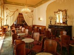 Sally's top cafes Ever since Budapest began to flourish at the end of the 1800s, and the city transformed into a vibrant metropolis, cafés have played an important role in everyday life...