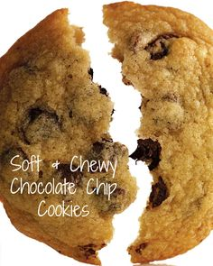 Soft and Chewy Chocolate Chip Cookies | Martha Stewart Living - Chocolate chip cookies are a go-to favorite dessert, sweet snack, or after-school treat. With our easy, three-step recipe, you'll have soft and chewy chocolate chip cookies to serve and enjoy in no time.