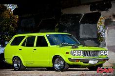 Mazda wagon   -Wankel? -rk