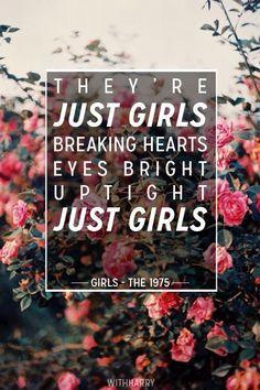"THE 1975: ""Girls"""
