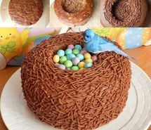 Inspiring image amazing, bird, birthday, cake, chocolate, crazy, delicious, dessert, diy, do it yourself, eat, egg, food, nest, party, tasty, yummy, bird&#39,s nest #2613821 by miss_dior - Resolution 500x501px - Find the image to your taste