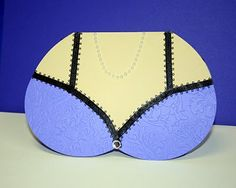 Bra and Panty Cards