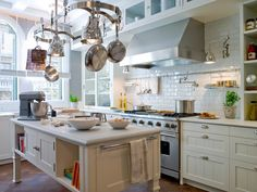 Beautiful tile work in this kitchen by Garden State Tile