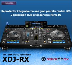 XDJ-RX