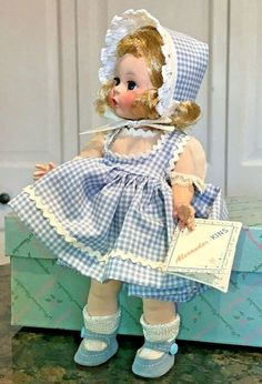 """Classic 40/'s sewing pattern for 21/"""" Modern Cissy doll by Madame Alexander"""