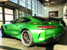 The new GT R #mercedes #amg #gtr