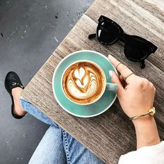A coffee a day ☕️ #cotd