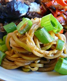 Grain-free soba noodle salad - Opti Cook