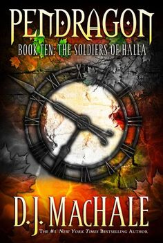 Bestseller Books Online The Soldiers of Halla (Pendragon) D.J. MacHale $8.99