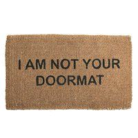 Decor DIY Doormats #home
