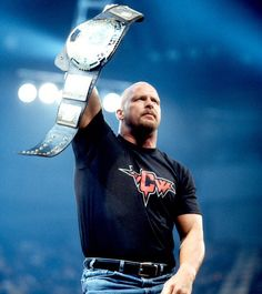 Lot of people says I Can't beat Triple H for the WCW Championship.But look whats in the hands of the rattlesnake.