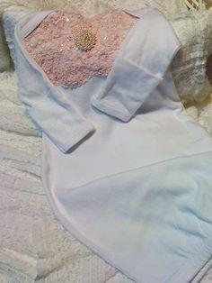 Pink Lace Newborn Girls Coming Home Layette by NanaJustbananas dedd4adf3