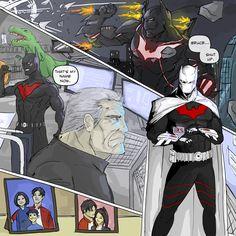 Showcase batman gifts that you can find in the market. Get your batman gifts ideas now. Batman Suit, Im Batman, Batman Arkham, Tim Drake, Comic Books Art, Comic Art, Batman Redesign, Batman Painting, Batman Universe