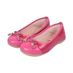 a559059764 Sapatilha Infantil Romântica Calçados Pink Vermelho