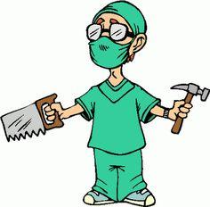 Orthopedic Surgeon #funny#irony