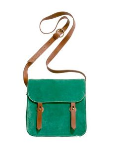 Over the shoulder, colored, square bag
