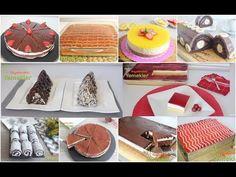 Kermesler ve Özel Günler için 10 Kolay ve Lezzetli Pasta Önerisi - Pasta Tarifleri - YouTube