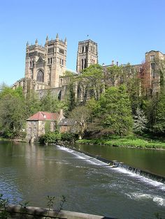 Durham Cathedral by timrawle, via Flickr