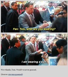 Wow Tom!!!! :)