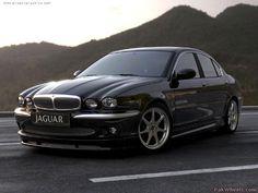 Jaguar X-Type wheels #5