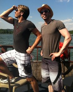 Boat....Jonathan & Drew Scott