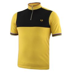 11676f29d Fred Perry x Bradley Wiggins cycling jersey