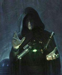 Luke skywalker constructing his own lightsaber