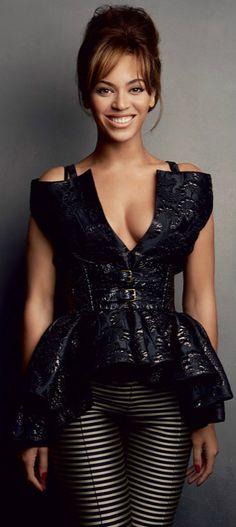 LOOOOOOOOOOVE My Baddie Bey!! Vogue March 2013