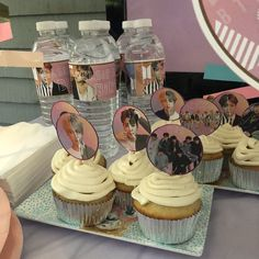 9th Birthday Parties, Themed Birthday Cakes, 14th Birthday, Bts Cafe, J Hope Dance, Homemade Buttercream Frosting, Kpop Diy, Bts Birthdays, Cup Sleeve